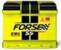Автомобильные аккумуляторы Forse 6ст-65
